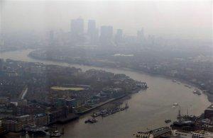Britain Air Pollution
